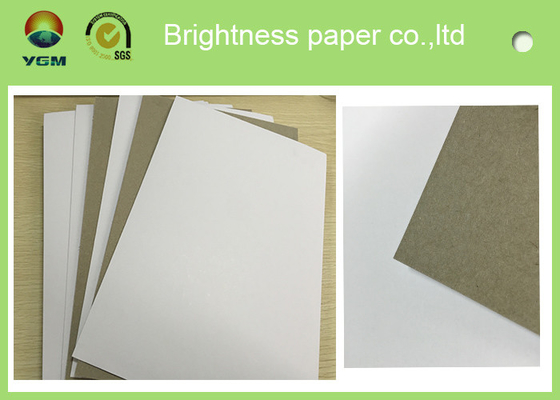 White Backing Large Paper Board, Solid Bleached Sulfate Paperboard Antistatic