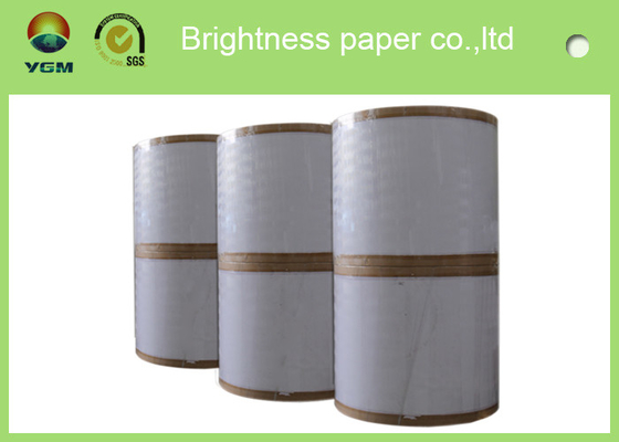 Durable Coated Duplex Board Grey Back, 360um Printing Coated Art Paper